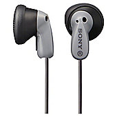 Sony MDRE820 In Ear Headphones Black