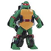 Turtles Mutations Deluxe Figures - Turtle to Vehicle - Raph