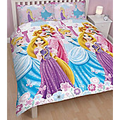 Disney Princess Double Duvet - Dreams