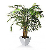 """Artificial 7ft 6"""" Bamboo Palm Tree"""