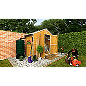 BillyOh 4000 3 x 8 Windowless Tongue & Groove Apex Shed