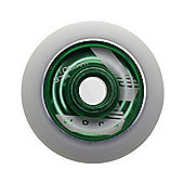 Worx Aluminium Hub Scooter Wheel - Green