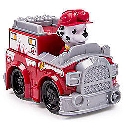 Paw Patrol Rescue Racer - Marshall Rescue Engine