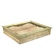 Wickey King Kong 120x160cm Wooden Sandpit