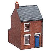 Hornby Skaledale R8622 Mid Terraced House Rh - Oo Gauge Buildings