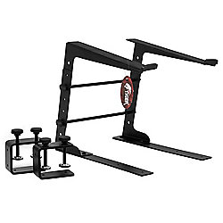 Tiger Adjustable DJ / Laptop Stand with Desk Clamps