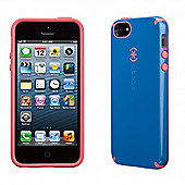 iPhone 5 and iPhone 5s CandyShell Harbour Blue/Coral Pink