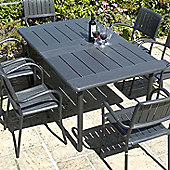 Nardi Maestrale 220cm Table in Anthracite