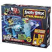 Star Wars Angry Birds Jenga Tie Fighter Attack