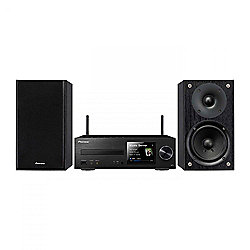Pioneer XHM72 Micro System with Airplay (Black)