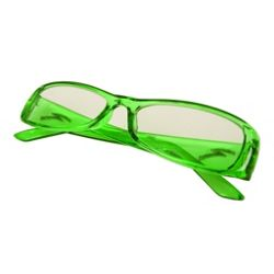 Green Glasses +2.5