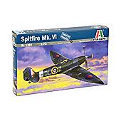 Spitfire Mk. VI - 1:72 Scale - 1307 - Italeri