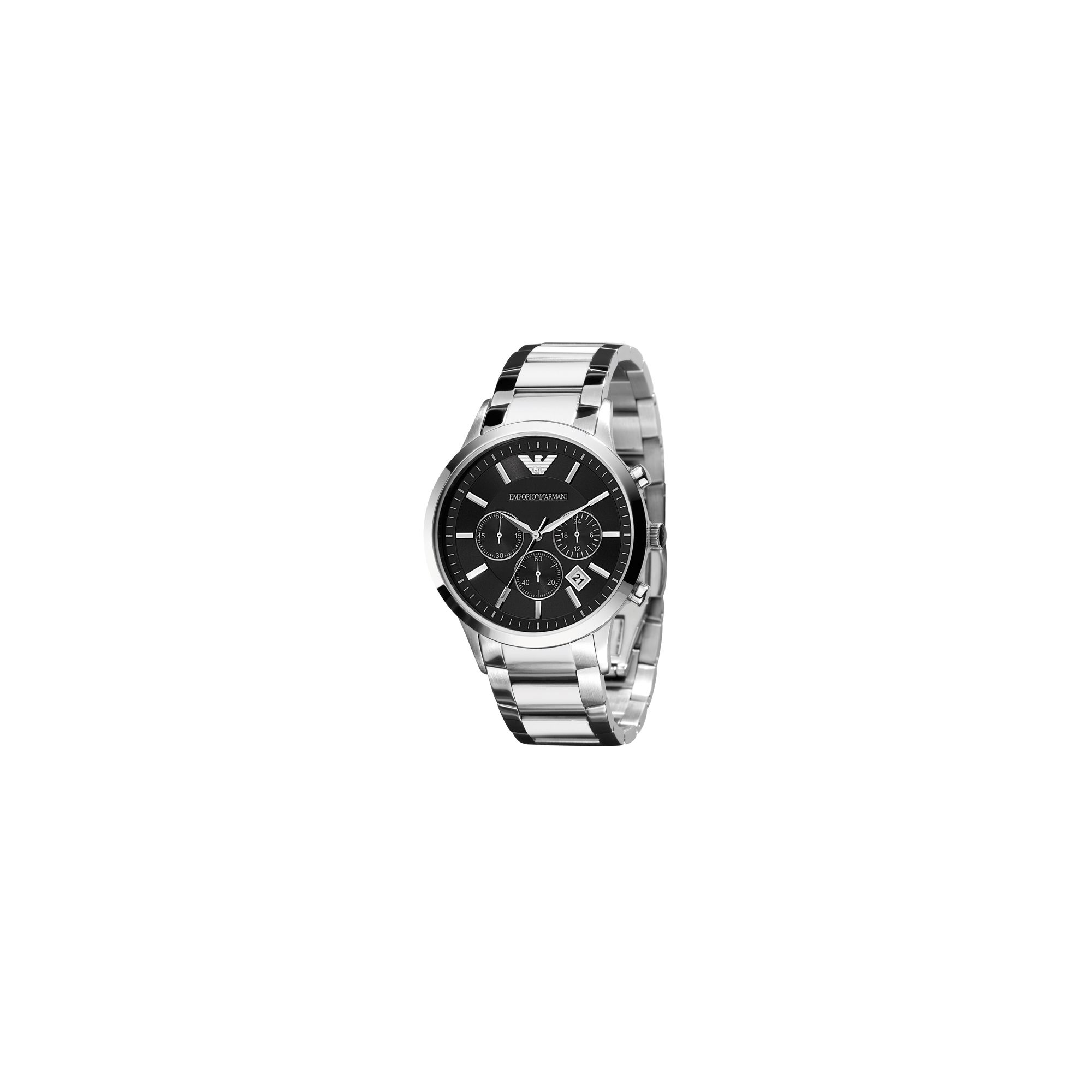 Emporio Armani Chrono Watch AR2434 at Tesco Direct