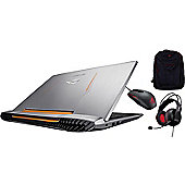 "ASUS G752 17.3"" Intel Core i7 Windows 10 24GB RAM 256GB SSD + 1000GB Gaming Laptops Silver"