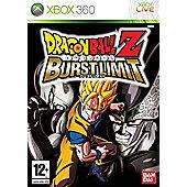 Dragon Ball Z - Burst Limit - Xbox-360