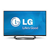 """LG 42LM660T 42"""" Full HD 1080p LED Cinema 3D TV with Freeview HD"""