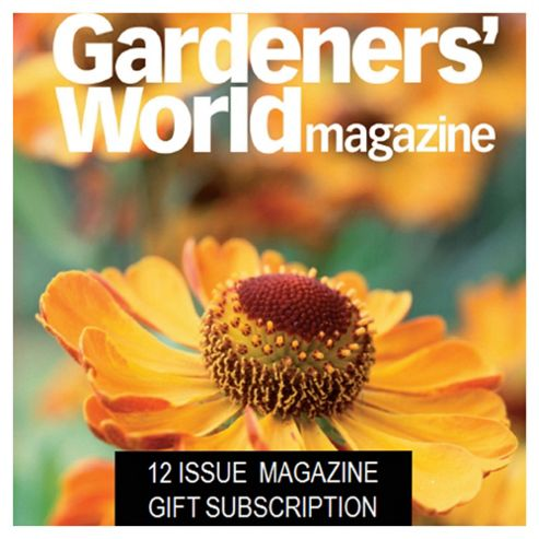 Gardeners World Subscription Gift Pack
