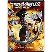 TEKKEN 2 DVD