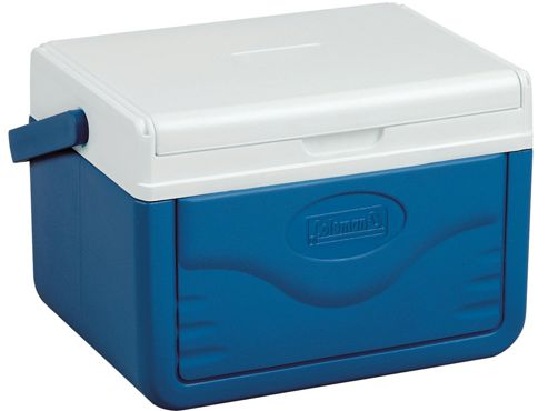 Coleman 5205-758 Cooler Blue 5qt