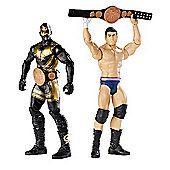 WWE Double Action Figure Battle Pack