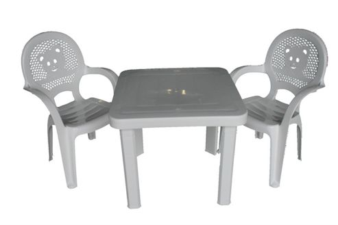 Buy Resol Childrens Garden Plastic Chairs Amp Table Set