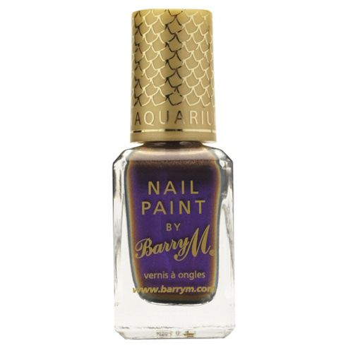 Barry M Aquarium Nail Paint 7 Persian 10ml
