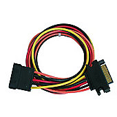 SATA Power Extension Cable