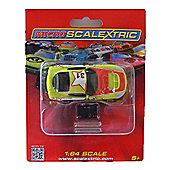Micro Scalextric Micro GT Car Green