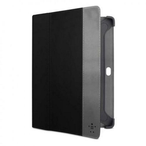Belkin Cinema Stripe Folio Case with Stand for Samsung Galaxy Tab 2 101 inch (Black)