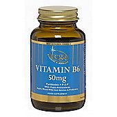 Vega Vitamin B6 + P-5-P 50mg 30 Veg Capsules