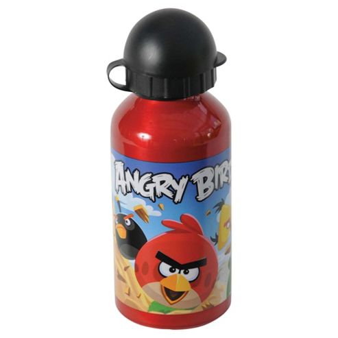 Angry Birds Children's Aluminium Drinking Water Bottle