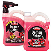 Demon Shine Gun + 2lLTr Top Up Kit