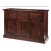 Indian Hub Jaipur Dark Mango Sideboard