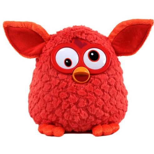 Furby 20cm Soft Toy - Orange