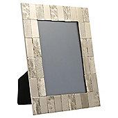 "Tesco Decorative Gold Cube Frame 4""x6"""