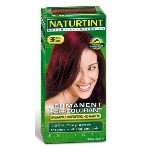 Naturtint 9R (Fire Red) (170ml Liquid)