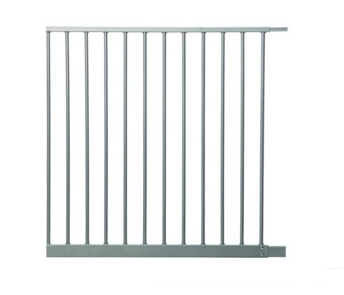70CM Extension Gate - Silver - F876S - Dreambaby