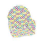Mothercare MyHi Highchair Cushion Insert- Circles