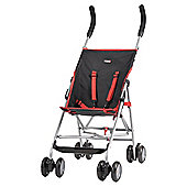 Kiddu Tot Lightweight Buggy, Black