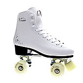 SFR Cosmic Quad Skates - Black - UK 9 - White