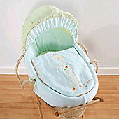 Lollipop Lane Will I Be Big One Day? Moses Basket