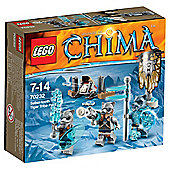 LEGO Chima Saber-tooth Tribe Pack 70232