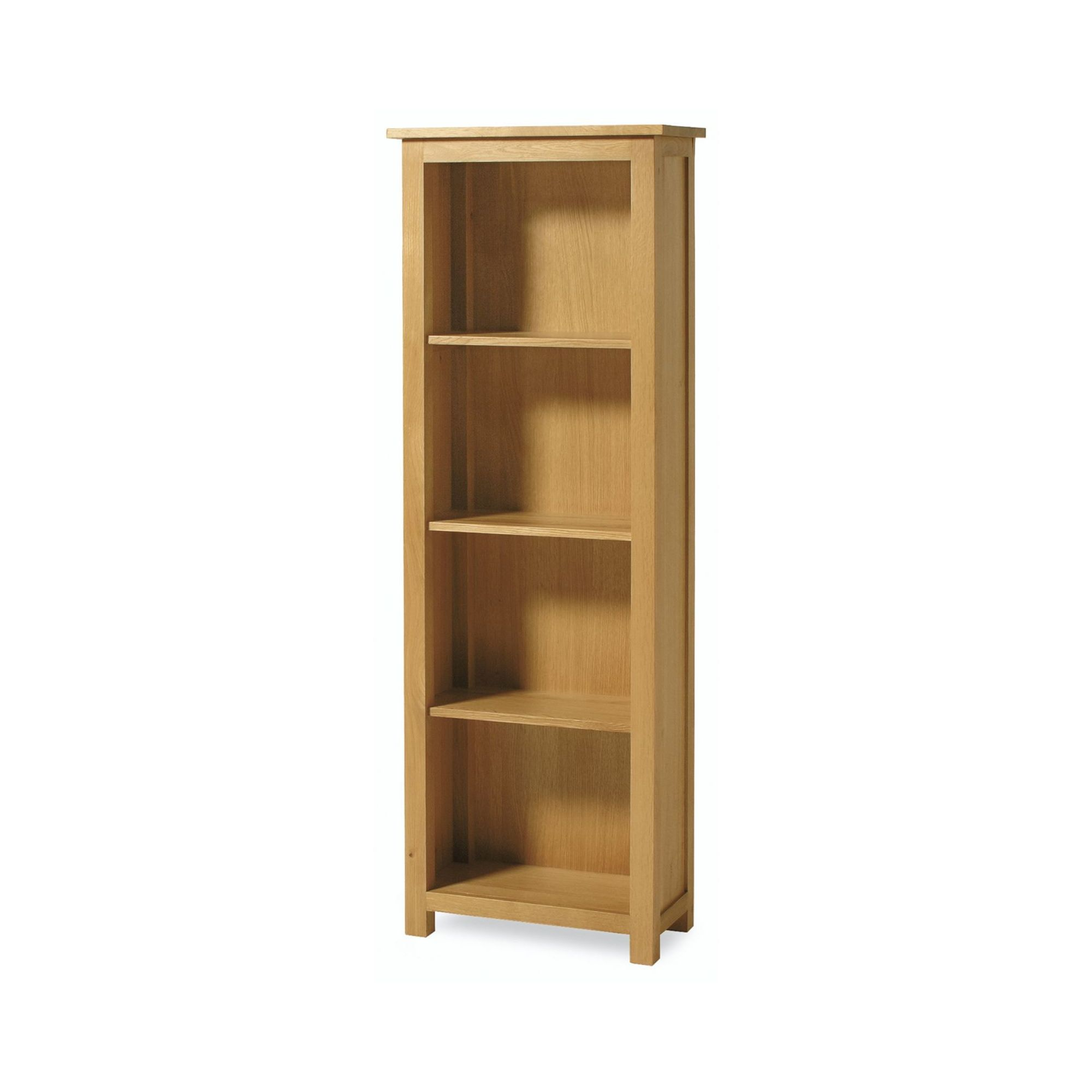 Kelburn Furniture Washington Oak Tall Bookcase at Tesco Direct