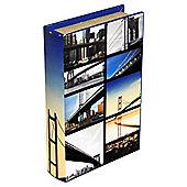 Home Essence San Fran Storage Book