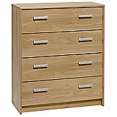 Altruna Frucha 4 Drawer Chest