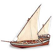 Sultan Arab Dhow - 1:60 Scale - 22165 - Artesania Latina