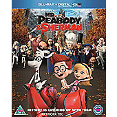 Mr. Peabody & Sherman [Blu-ray]