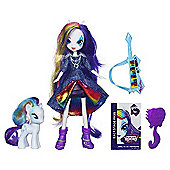 My Little Pony Equestria Girls Doll and Pony Set - Rarity