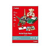 Canon MP-101 Photo Paper, A3, 297 mm x 420 mm, 170 g/m², Matte