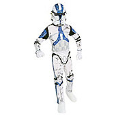 Rubies UK Clone Trooper Captain Rex- M